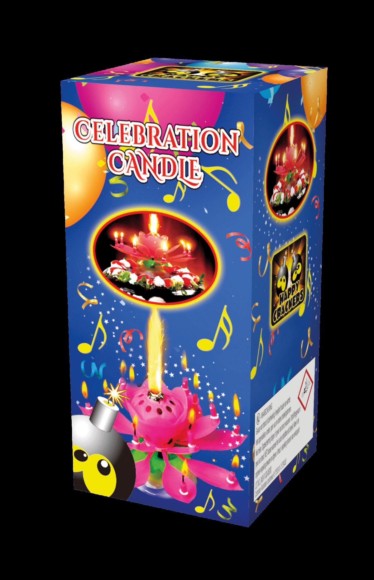 Celebration Candle