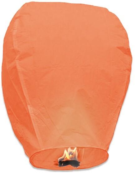 wensballon oranje kopen