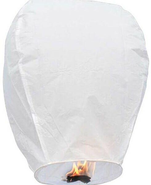 wensballon wit kopen